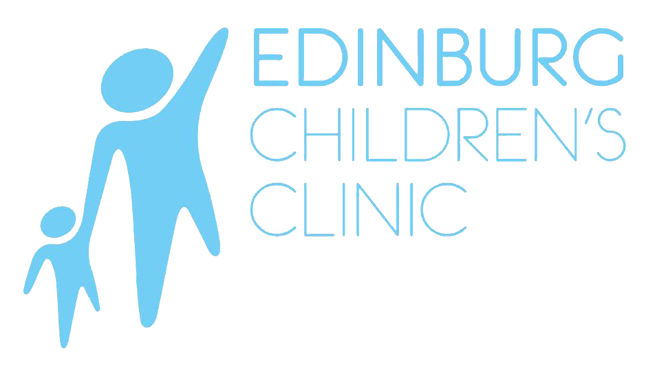 Edinburg children's clinic logo